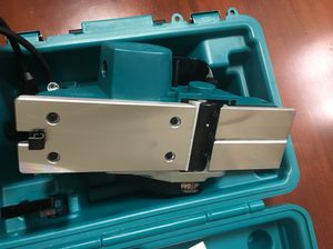 Makita electric planner brand new