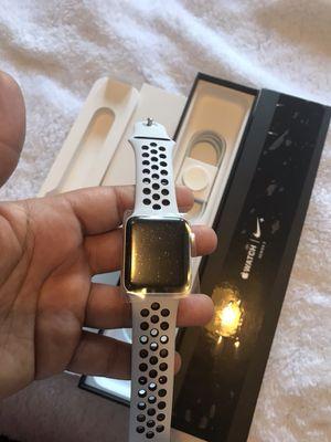 Apple Watch series 3 38mm Nike Plus GPS