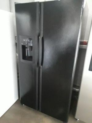 GE refrigerator two doors