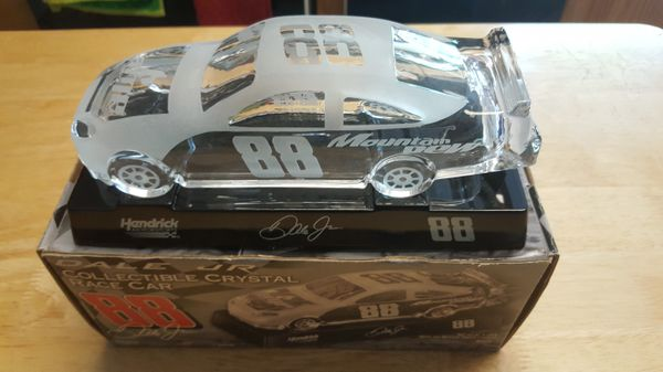 Dale Earnhardt Jr 88 Amp Crystal Race Car Collectibles In