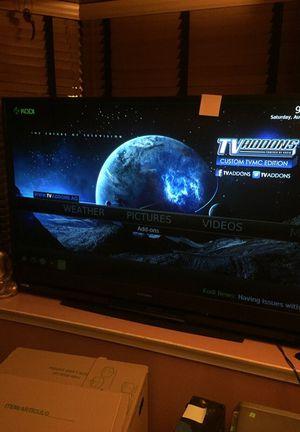 """Mitsubishi 60"""" 1080p TV"""