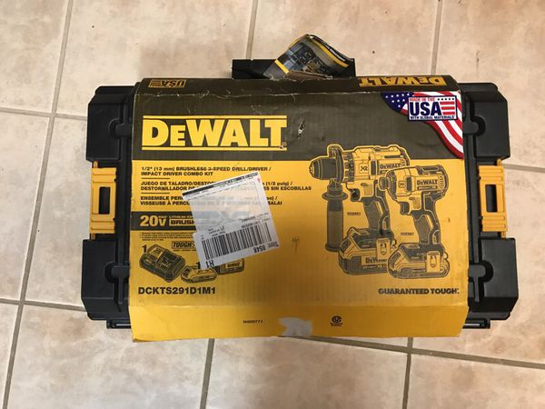 20v Dewalt XR brushless
