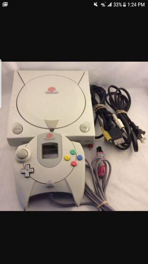 Sega dreamcast + one controller