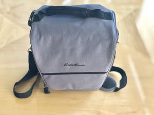 Eddie Bauer DSLR Camera Bag with Adjustable Shoulder Strap