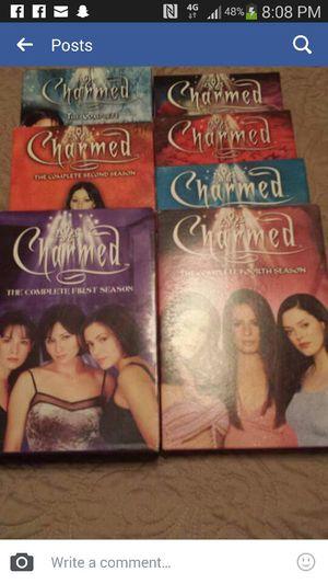 Dvd Charmed