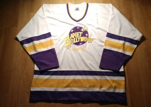Vintage Planet Hollywood Hockey Jersey