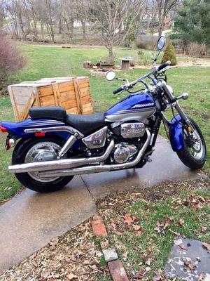 2002 Suzuki Marauder 800cc