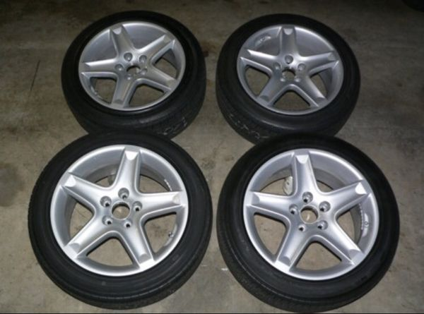 Acura Factory Tires All 4