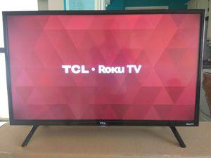 TCL ROKU TV 32 INCH