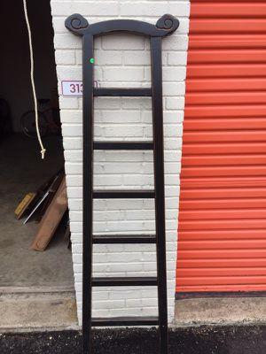 Stylish Wood Ladder