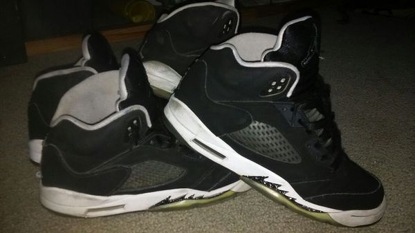 Jordan oreo 5s size 6 and 7 clothing shoes in hayward ca jordan oreo 5s size 6 and 7 sciox Images