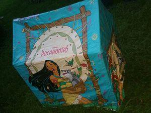 """Pocahontas tent 29"""" w x 39"""" l x 44"""" h"""
