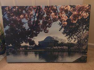 Jefferson Memorial Painting/Print