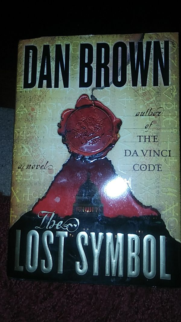 Dan Brown Lost Symbol Books Magazines In Fort Worth Tx Offerup