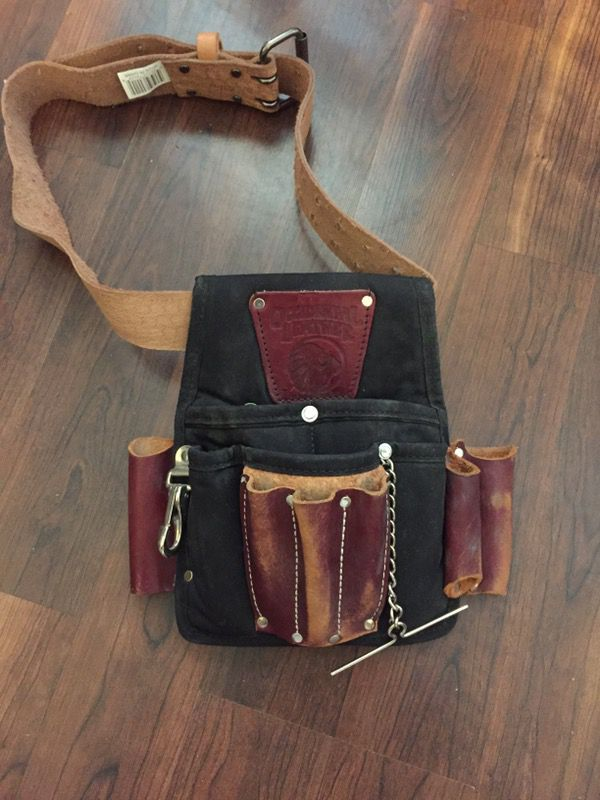 Occidental Leather 1555 Electricians Tool Pouch Tools Machinery