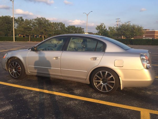 Nissan Altima 2002 Cars Amp Trucks In Chicago Il