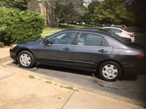 nice honda accord for sale 4cilinders engine IVTEC