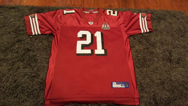 Reebok San Francisco 49ers Frank Gore 21 Authentic Red Jerseys Sale San  Francisco 49ers Frank Gore ... 16a7497eb