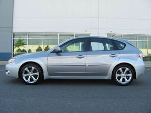 2008 Subaru Impreza Outback Hatchback. Automatic