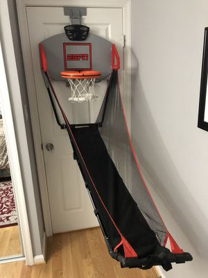 ESPN Shot Block Basketball Hoop