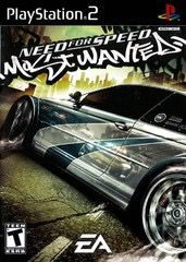 PS2 game - Need For Speed: Most Wanted
