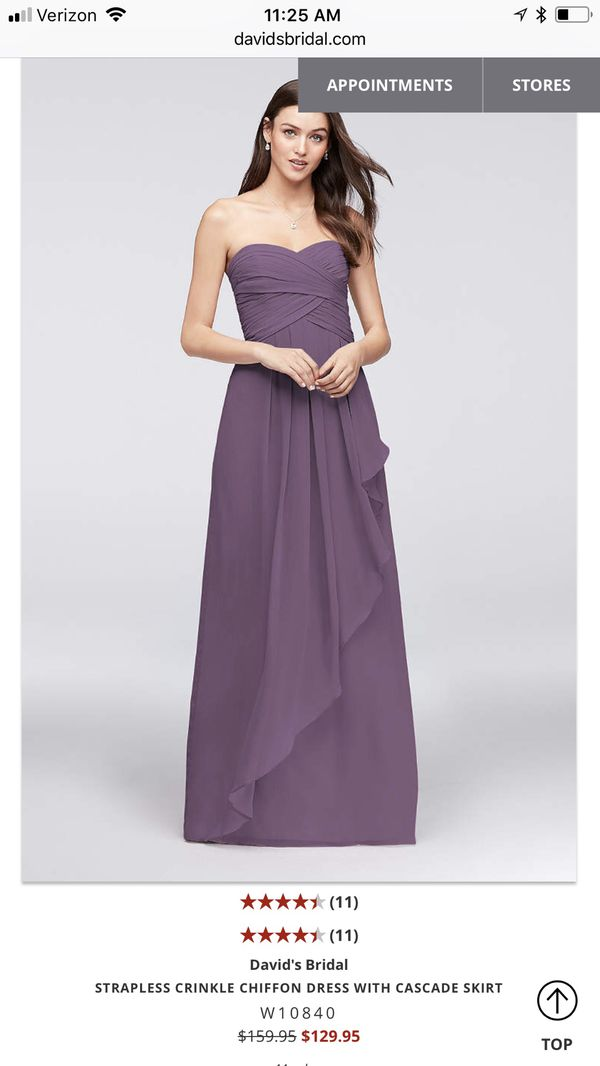 Atemberaubend Davidsbridal.com Bridesmaid Dresses Galerie ...