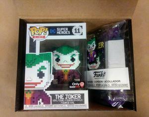 DC Joker 8-Bit Funko Pop
