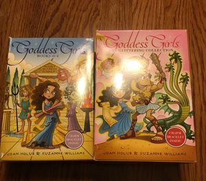 Goddess Girl Collection Sets (Books 1-8)