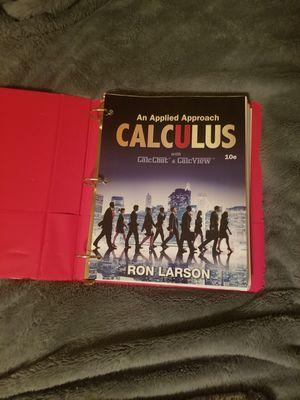 Calculus Textbook