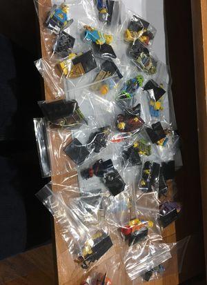 Lego collectible figures