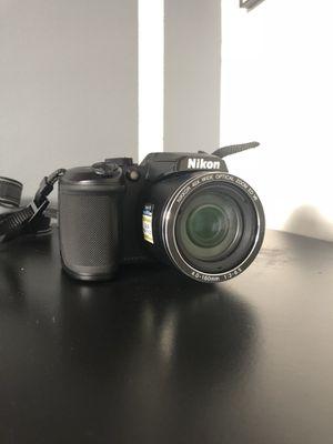 Nikon (coolpix B500)