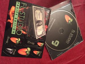 """Fl studio 9 fruity edition """"USED"""" """"PICK UP ONLY"""""""