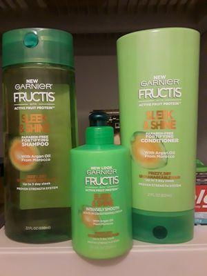 Garnier fructis set