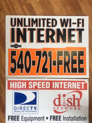 UNLIMITED INTERNET ANYWHERE