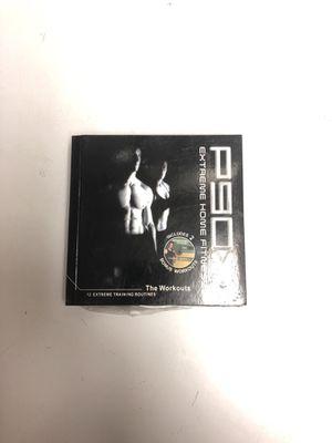 P90x brand new cd set