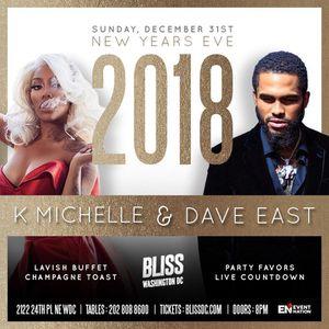 Bliss NYE Bash Express Tickets