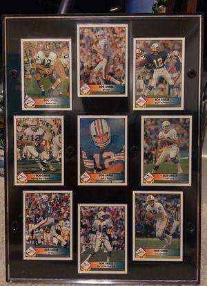 Bob Griese football card set