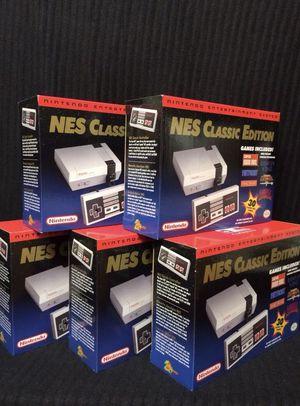 Nintendo NES 30 Games Classic Edition HDMI Cable
