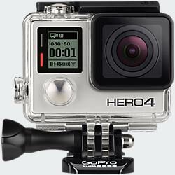GoPro Hero4 Silver action camera