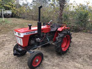 Yanmar tractor 2200 27hp 2 cylinder diesel