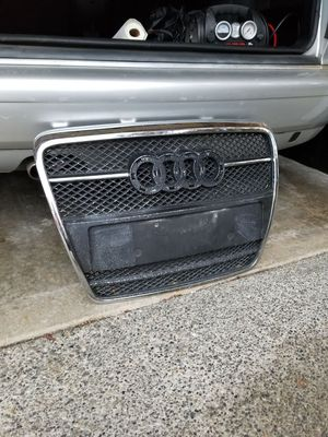 Audi a4 2007-2009 front grill