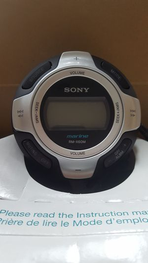 Sony Marine Remote Commander