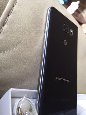 Samsung Galaxy note 5,32 GB, excellent condition factory unlocked