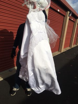 Wedding Dress-brand new