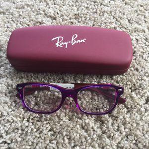 Kids Ray-Ban frames