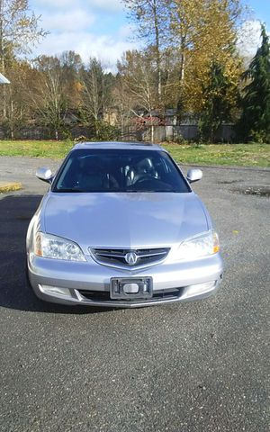 2001 acura 3.2 cl loaded