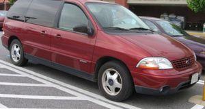 2003 Ford Winstar Minivan 124,000 miles