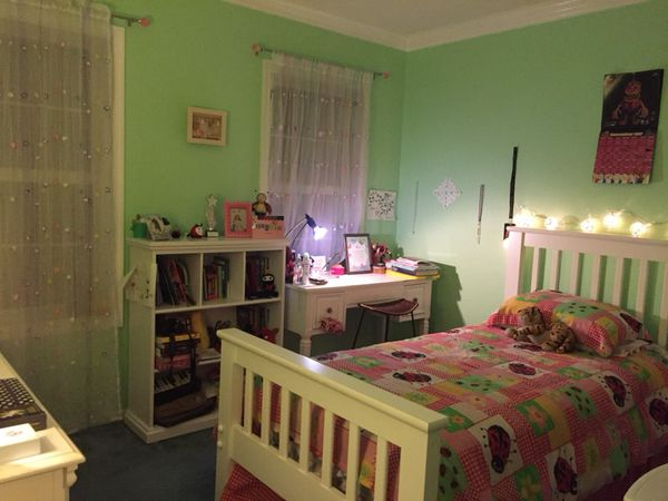 Twin bed from Pier 1 kids