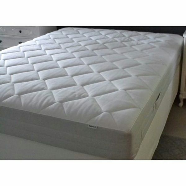 Like-New Queen Ikea Sultan Mattress, Boxspring and Bed ...