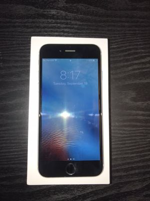 iPhone 6 64gb, with accessories